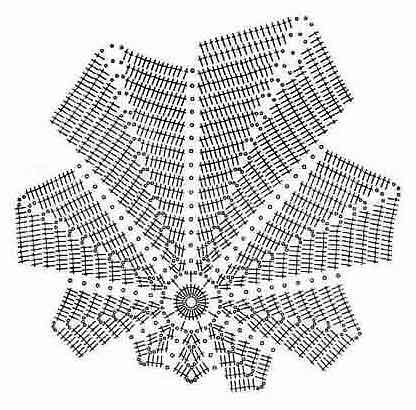 вязание панамка крючком со схемами